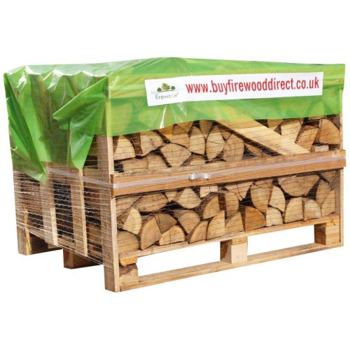 KILN DRIED BIRCH 0.8M CRATE
