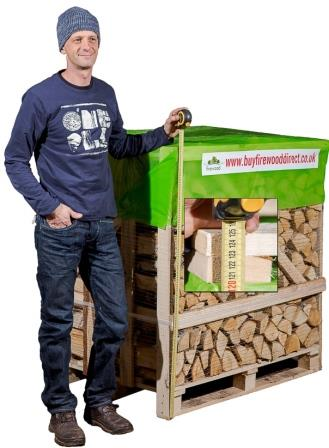 KILN DRIED BIRCH 1.25M CRATE