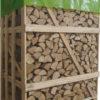 kiln dried ash logs large crate Ireland
